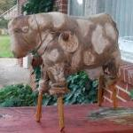 Extreme Primitive Cow Doll ..